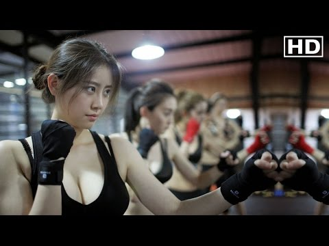 News Chinese Female Bodyguards In Training